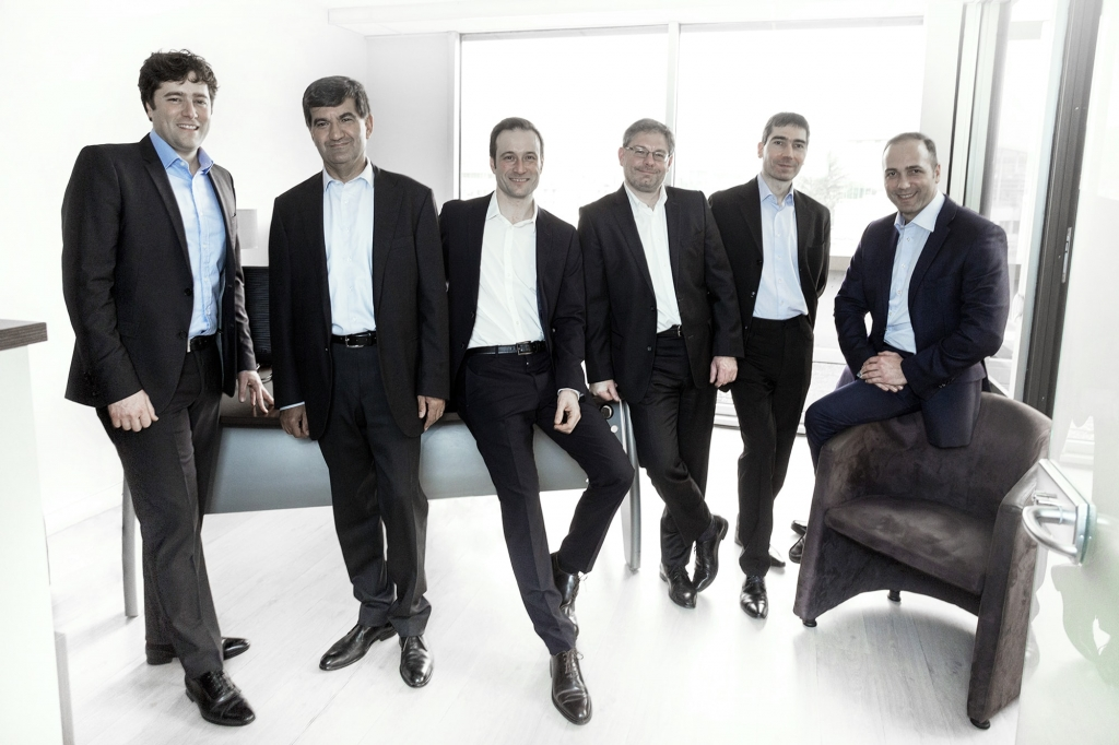 Photo du groupe Visalys